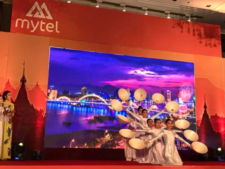 Vietnam Ambassador to attend the Mytel first call